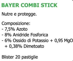 Bayer Combi Stick