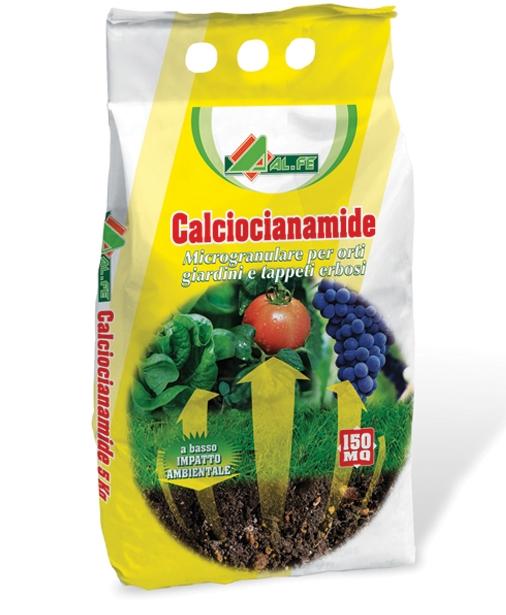 Calciocianamide