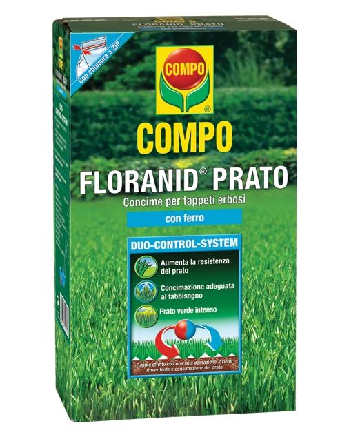 Compo Floranid Prato con Ferro