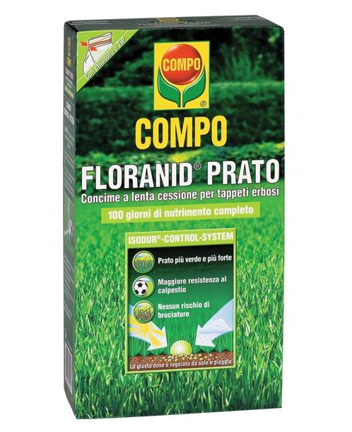 Compo Floranid Prato con Nutrimento