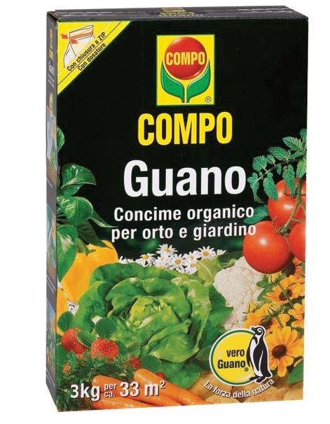 Compo Guano Orto