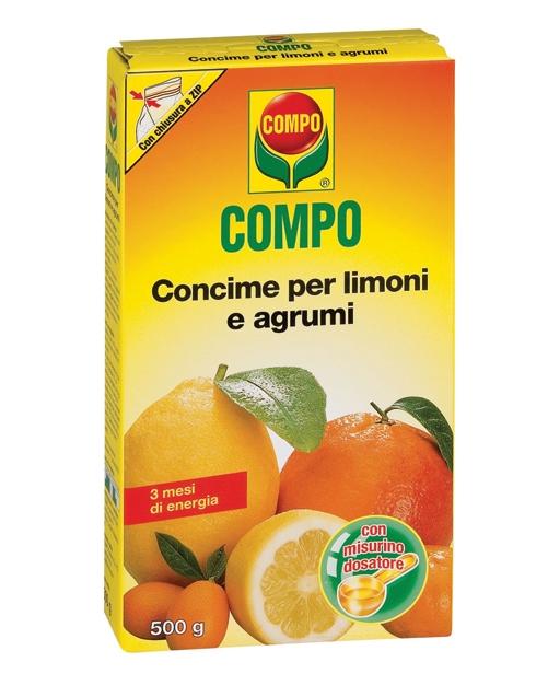 Compo Limoni Agrumi