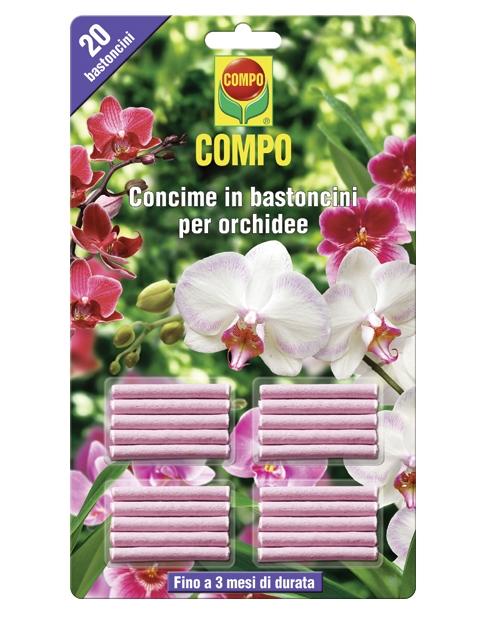 Compo Orchidee Bastoncini