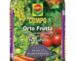 Compo Orto Frutta Concime Granulare