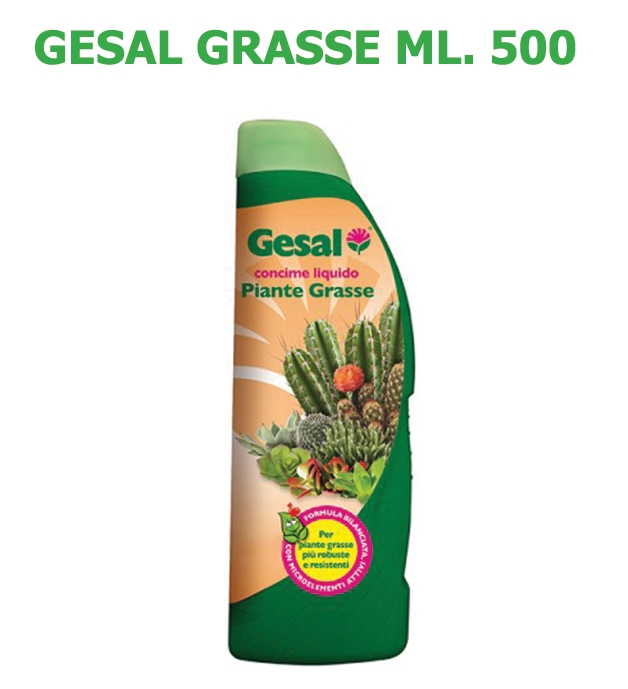 Concime Gesal Grasse ml 500