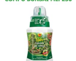 Concime Liquido Compo Bonsai ml 250