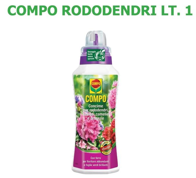 Concime Liquido Compo Rododendri lt 1