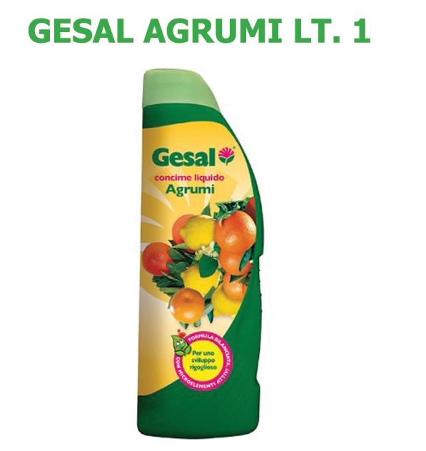 Concime Liquido Gesal Agrumi lt 1
