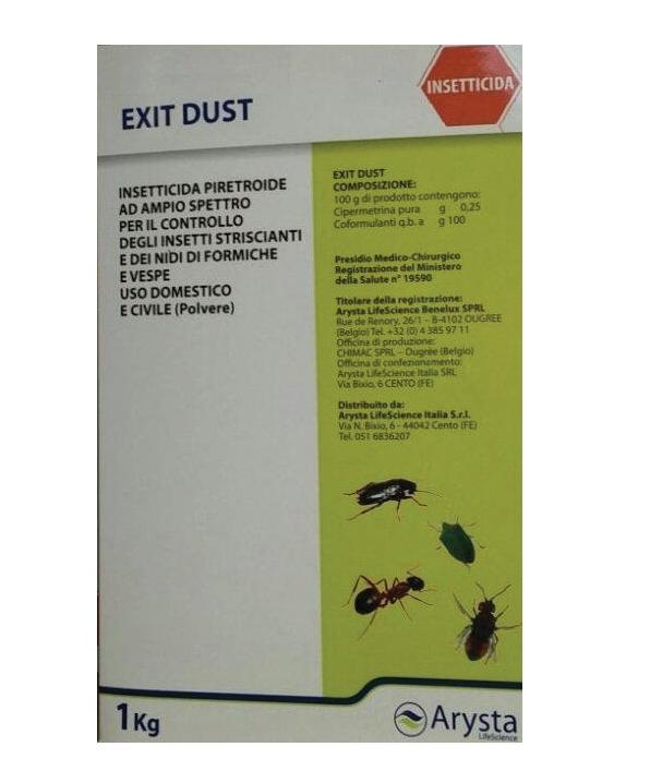 Exit Dust
