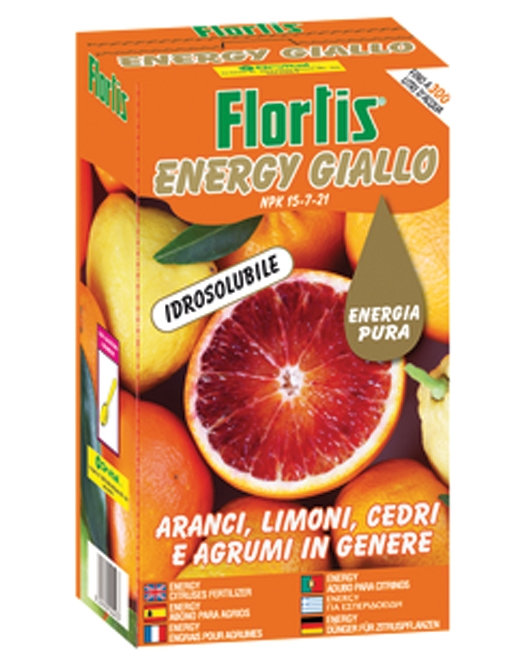 Flortis Energy Giallo