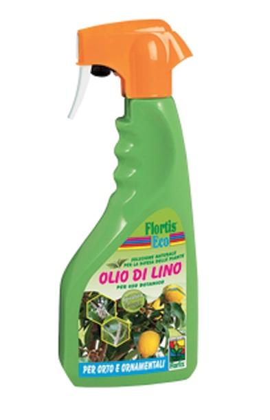 Flortis Olio di Lino Spray