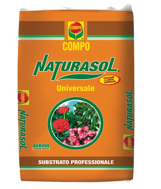 Natursol Terriccio Compo