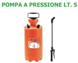 Pompa a Pressione lt 5