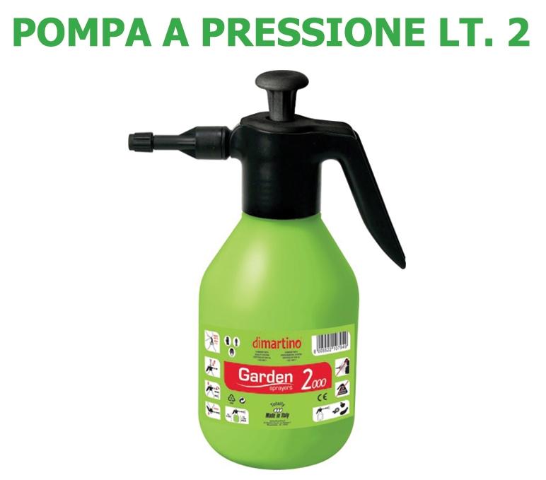 Pompa a Pressione lt. 2