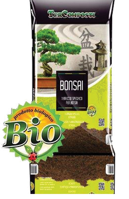 Terriccio Bonsai