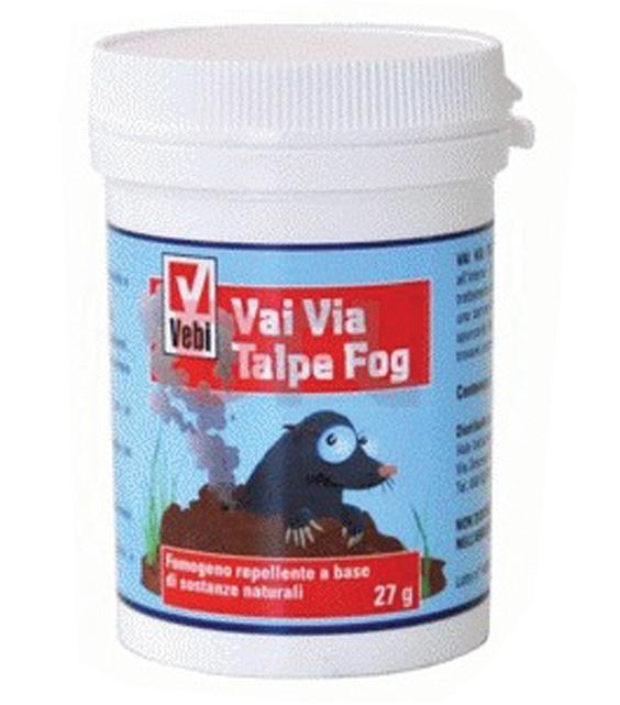 Vai Via Talpe Fog